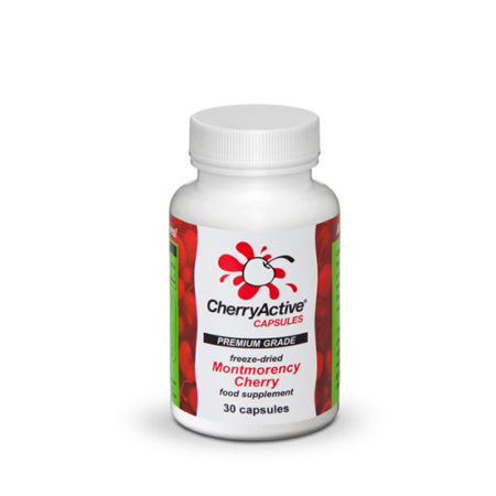 Cherry Active capsules 30 pack