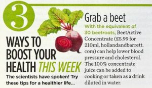 Beetroot - Ways to boost your health
