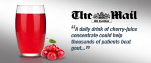 Tart Cherry Juice Gout Mail Online Sunday